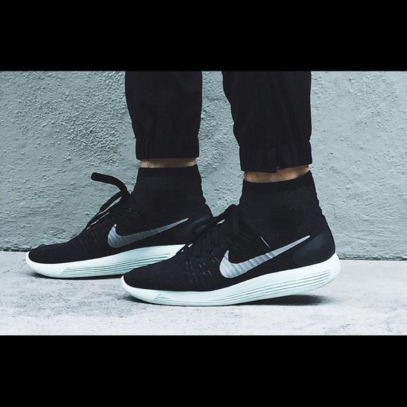 sale retailer b6c03 93565 Nike Lunarepic Flyknit High tops. Women's 10
